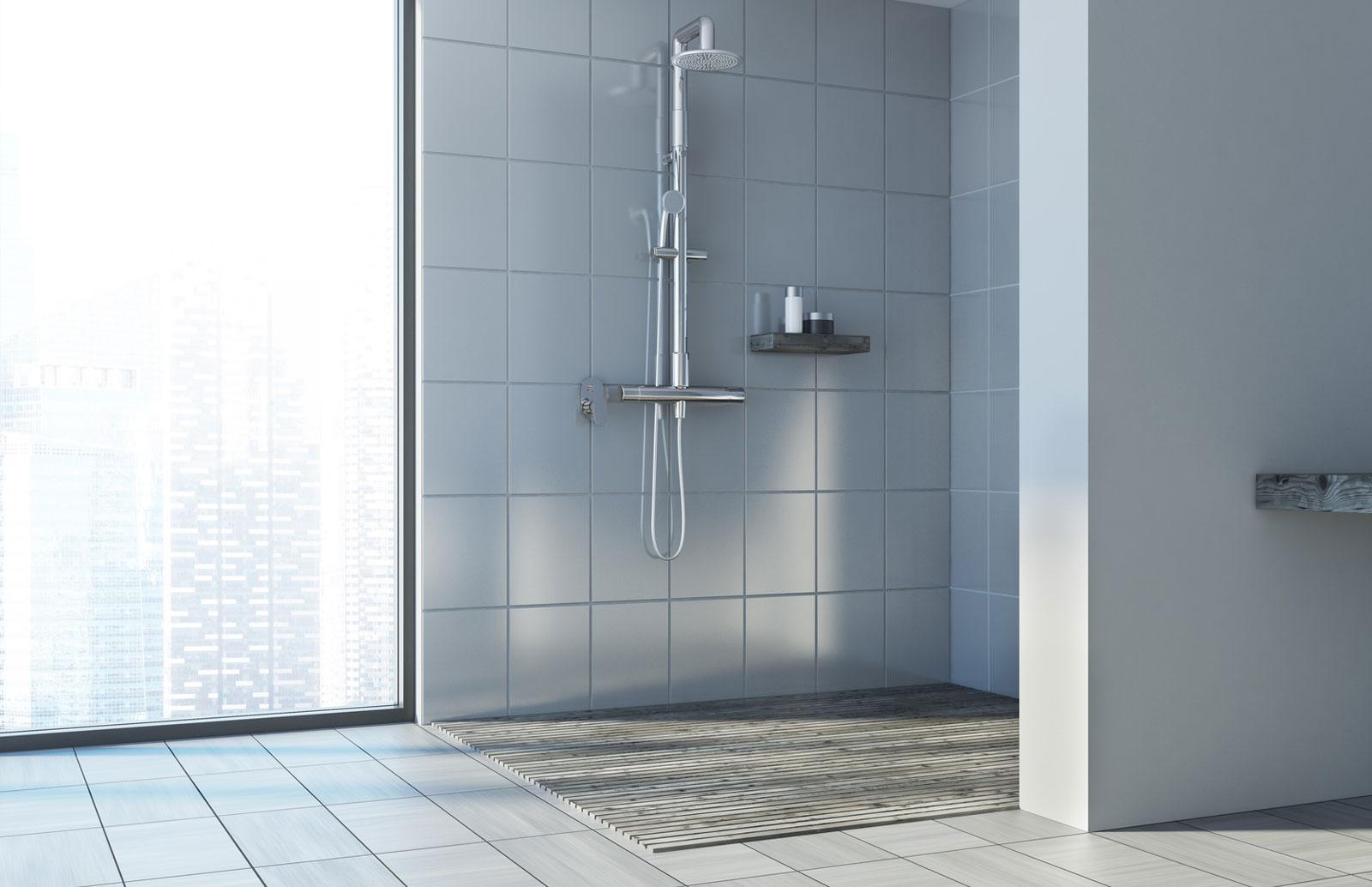 Barrierefreie Badezimmer und Bäder – Christoffel GmbH